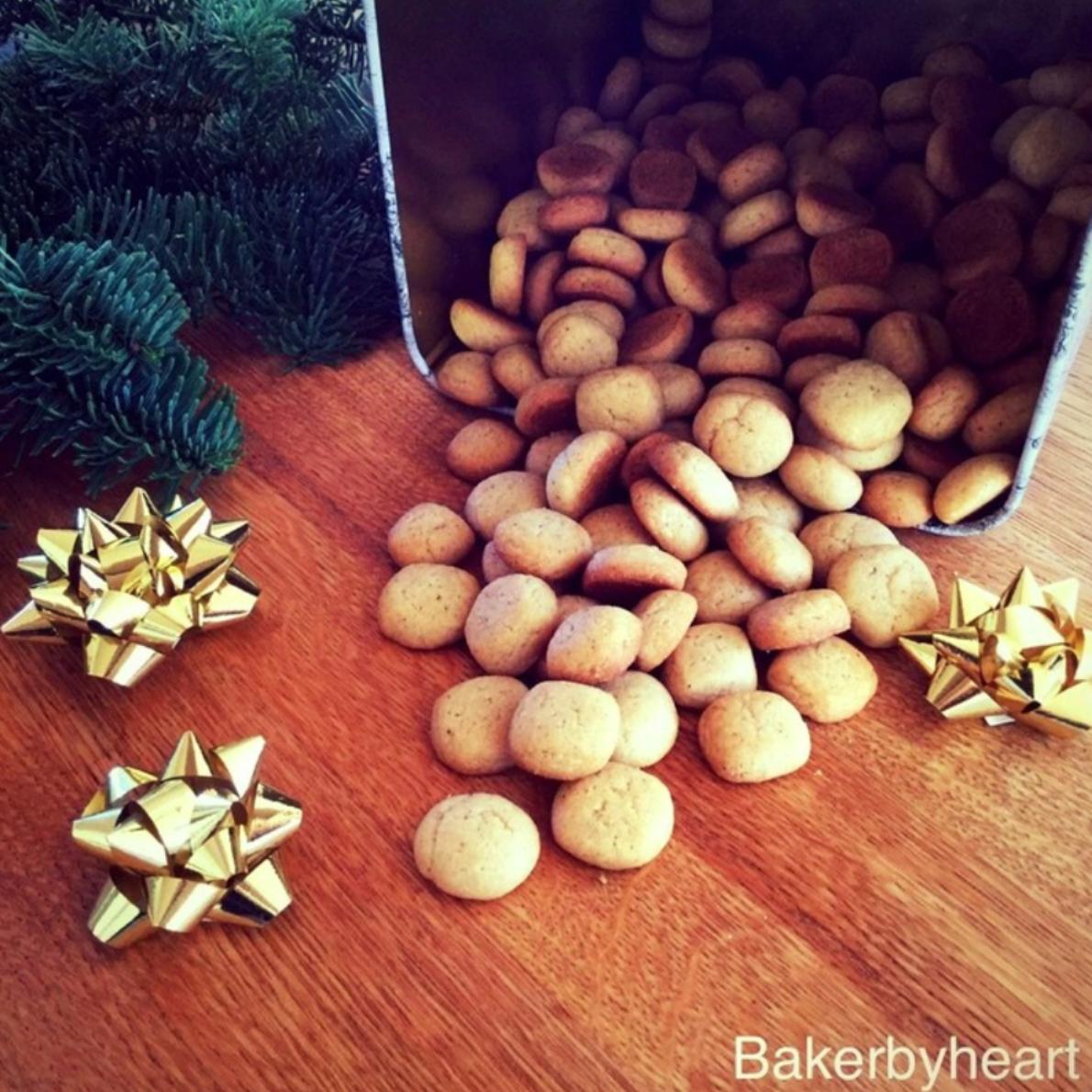Pebernødder a la Lagkagehuset